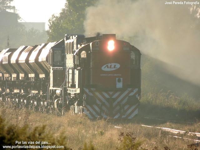 ALCO RSD35 6446 - NREC MF1000
