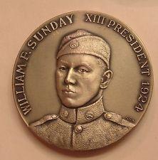 RNA Sunday medal 1924