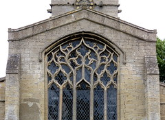 """""""Outlandish,"""" """"Wilful""""--The controversial west window, the Church of St Mary, Sutterton, Lincolnshire, England"""