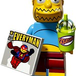 LEGO The Simpsons Comic Book Guyjpg