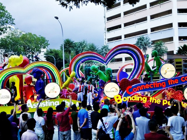 Chingay @ Heartlands 2015 - CDC Float