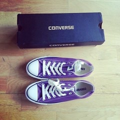 My favourite shoes.