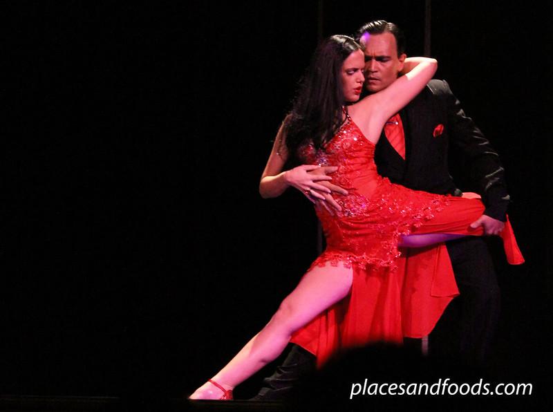 Esquina Carlos Gardel argentine tango sexy