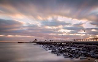 St Kilda Pier Long Exposure