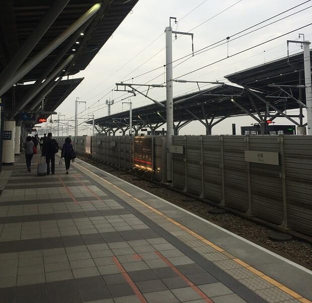 160720 台南駅1