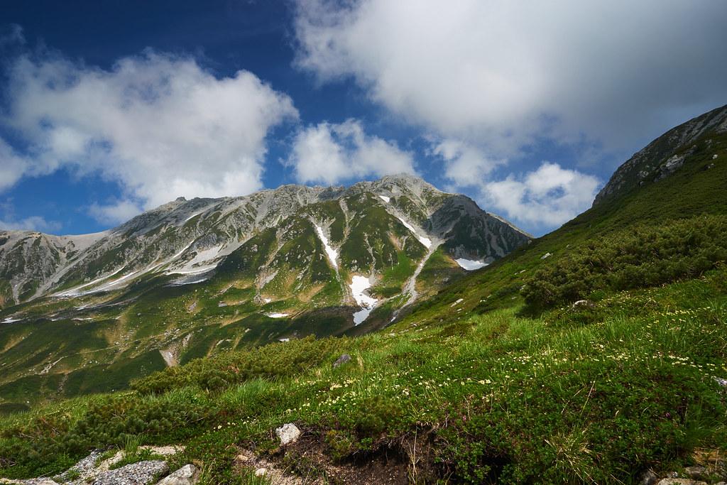 Mount Tateyama 立山