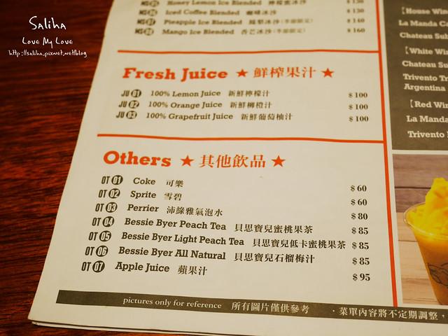 campus cafe忠孝店美式餐廳菜單menu (1)