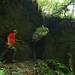 Trou dans la roche - Canyon de Raffenot by francky25