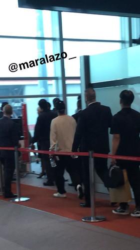 BIGBANG departure Sydney 2015-10-20 (2)