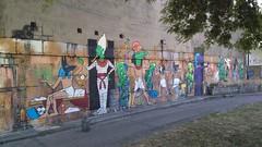 Egyptian streetart