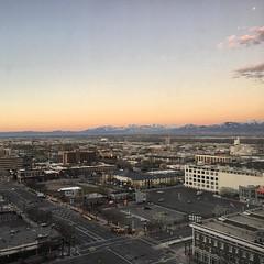#Sunrise #saltlakecity