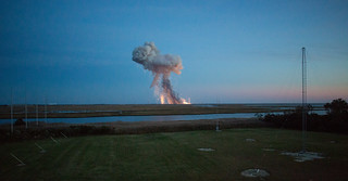 Orbital Sciences Antares Launch (201410280012HQ)