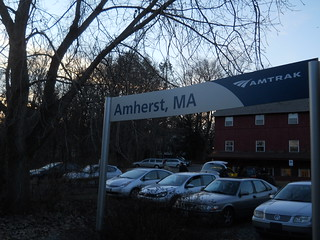 Amherst Amtrak station, to be decommissioned