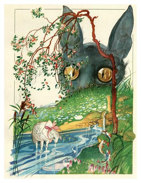 027-Fabulas de la Fontaine-ilt. Lorioux- via  animation resources
