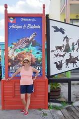 Lynne in Antigua