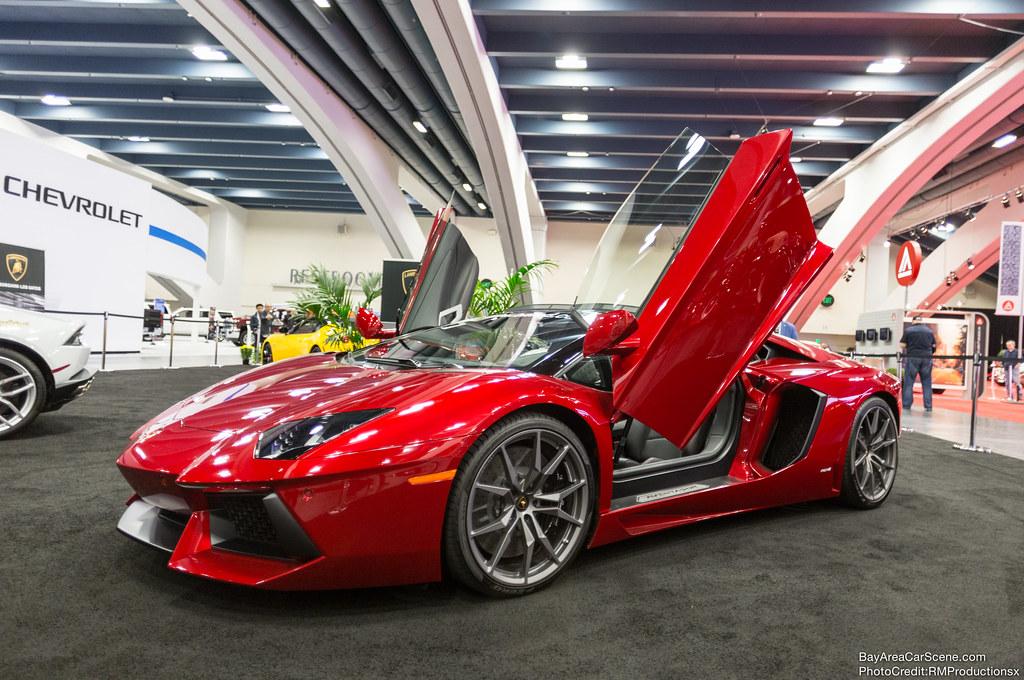 Bay Area Car Scene Moscone Center Auto Show - Moscone car show