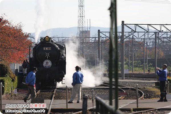 梅小路蒸汽火車