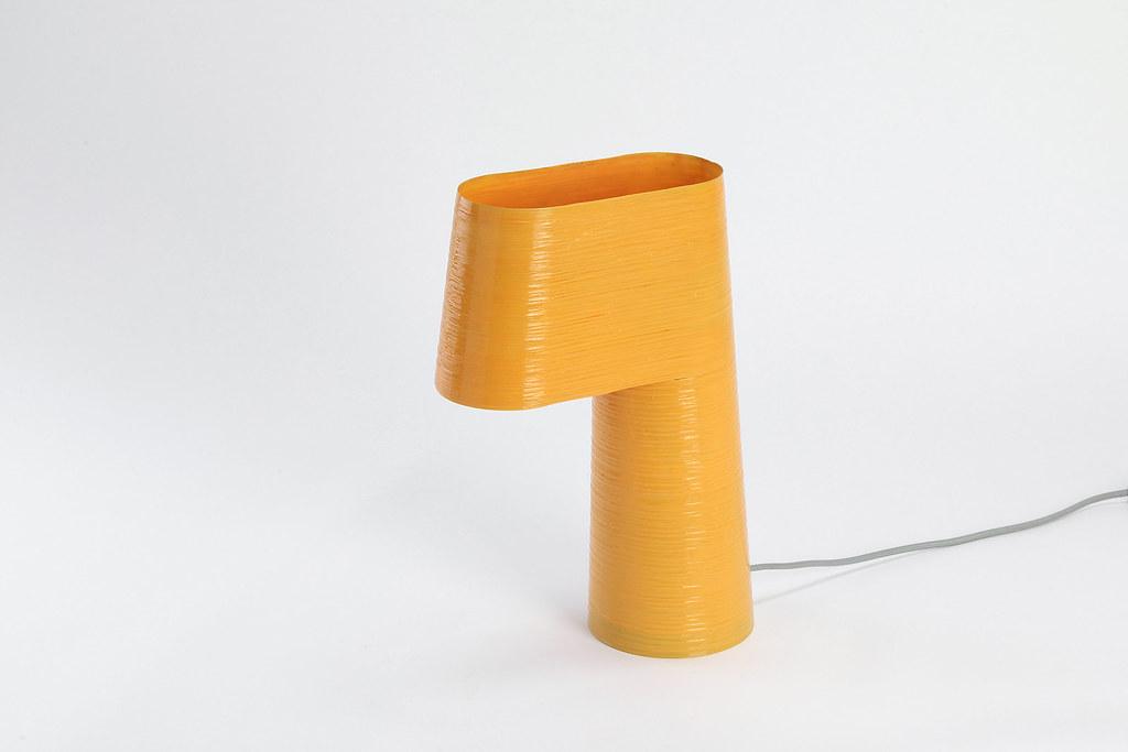 AndreyAndShay - woven lamp