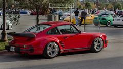 automobile, automotive exterior, wheel, vehicle, automotive design, porsche, porsche 911 classic, rim, porsche 930, land vehicle, supercar, sports car,