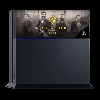 PS4 Faceplate: The Order