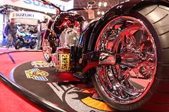 Progressive International Motorcycle Show NYC 2014