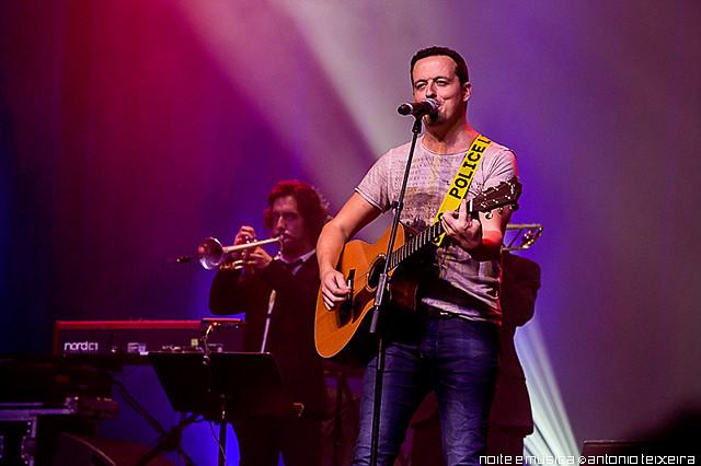 Miguel Gameiro e Pólo Norte - Porto '14