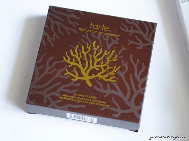 Tarte Power Couple Blush Bronzer Duo