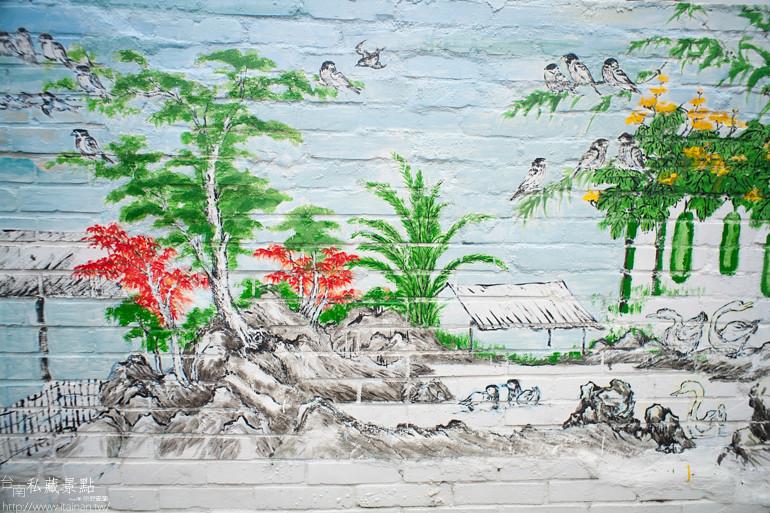 台南私藏景點-善化嘉北社區 (34)