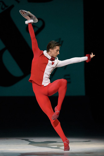 Vadim Muntagirov in action.