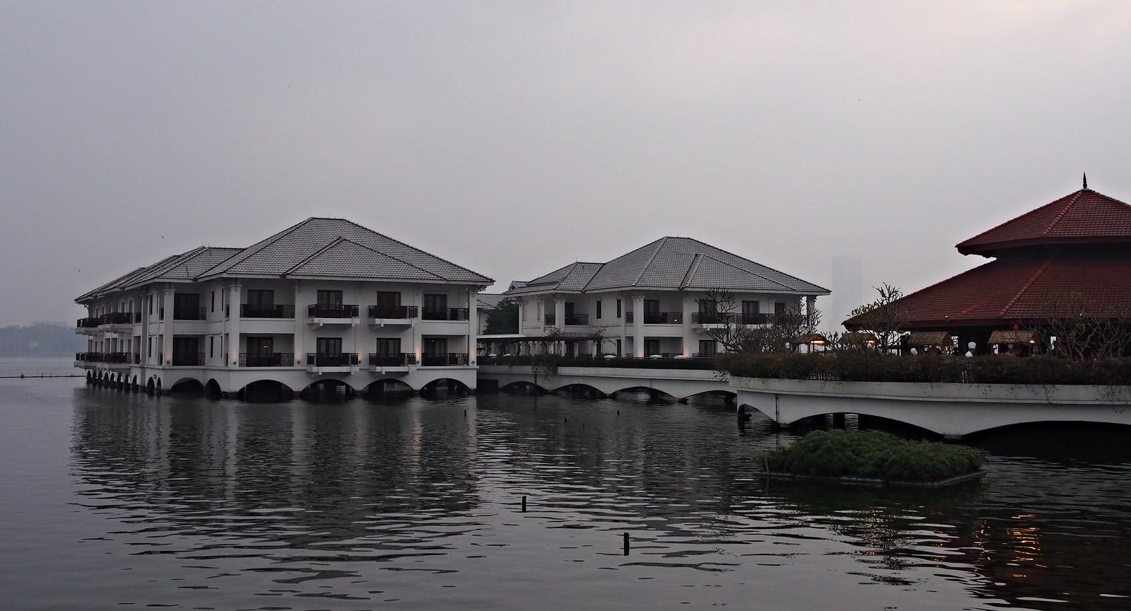 Intercontinental Hanoi Westlake