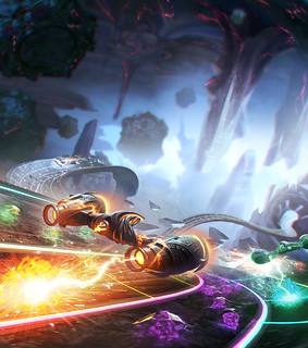 Amplitude on PS4, PS3