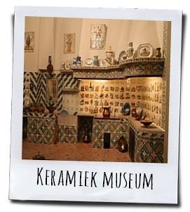 Keramiek museum Valencia