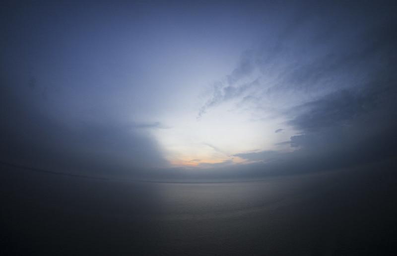 Morning blur