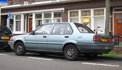 1989 Nissan Sunny sedan 1.3 LX