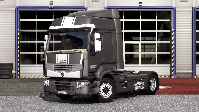 Renault Premium Diamond Edition skin 16264505515_dd2bbb6c1d_o