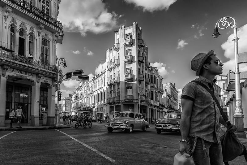 crossroads  old  Havana