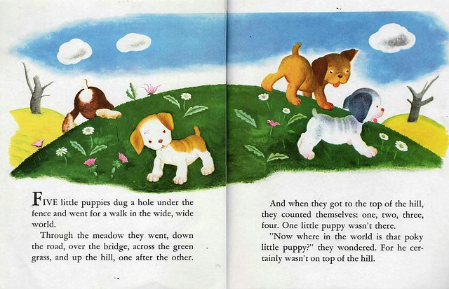 002a-Poky Little Puppy- Little Golden Book-ilustrado por Tenggren