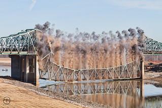 05 Chain of Rocks Bridge Demolition
