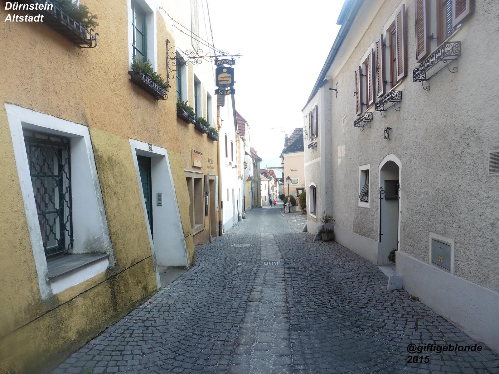 Dürnstein Altstadt