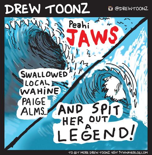 18.33_DREW TOONZ JAWS PAIGE ALMS