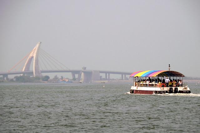2015走春‧屏東大鵬灣、蚵殼島