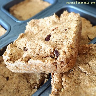 Spiced Protein Fiber Bars