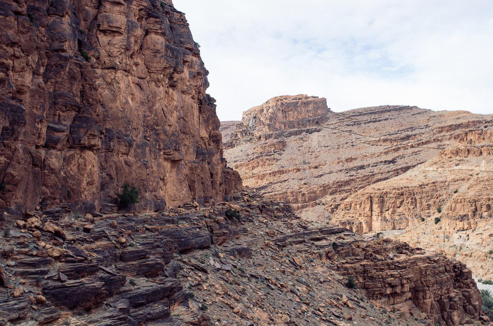 Amtoudi, anti-Atlas - 5 jours de trek au Maroc - Forteresse pétrifiée