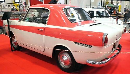Fiat 500 Minnie Vignale 1958 (1)