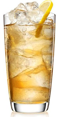 Malibu Island Spiced Iced Tea