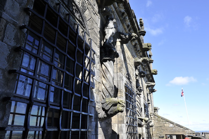 Stirling Castle, Stirling - Scotland