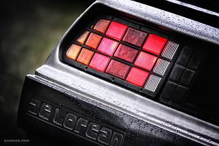 DeLorean Gray