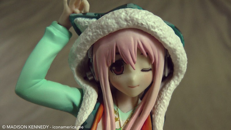 Super Sonico review