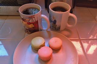 Chantal Guillon - Coffee at home