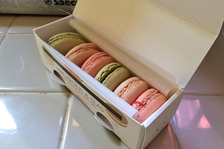 Chantal Guillon - Macarons at home